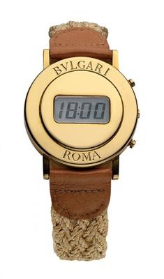「ブルガリ・ローマ」(1975年)は、今日の「ブルガリ・ブルガリ」の原型となった
