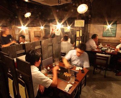 昭和初期の民家を改装した「やきやき鉄板ぼんくら家」