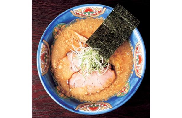 「らーめん てつや」(札幌)は店主がこだわり、進化を続ける看板メニュー