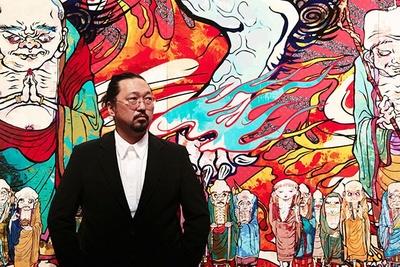 村上 隆は現在、高い国際的評価を得ている現代美術作家のひとり