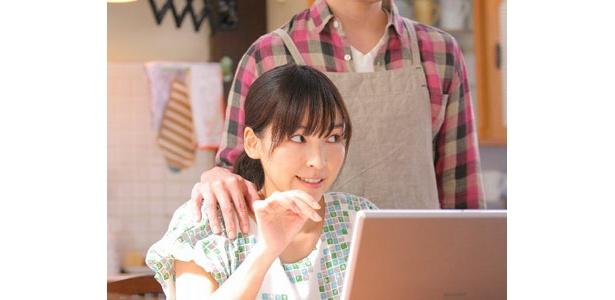 実に良い表情を見せる麻生久美子