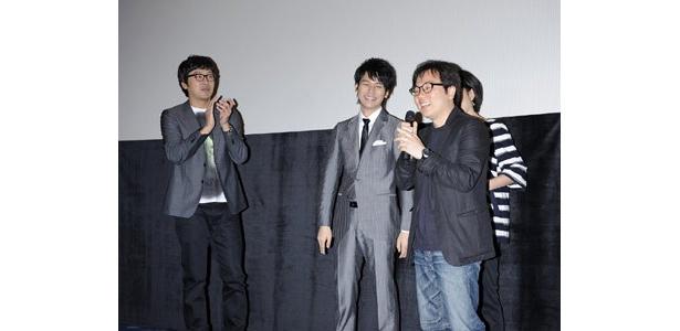 キム・ヨンナム監督も登壇し、会場は大盛り上がり