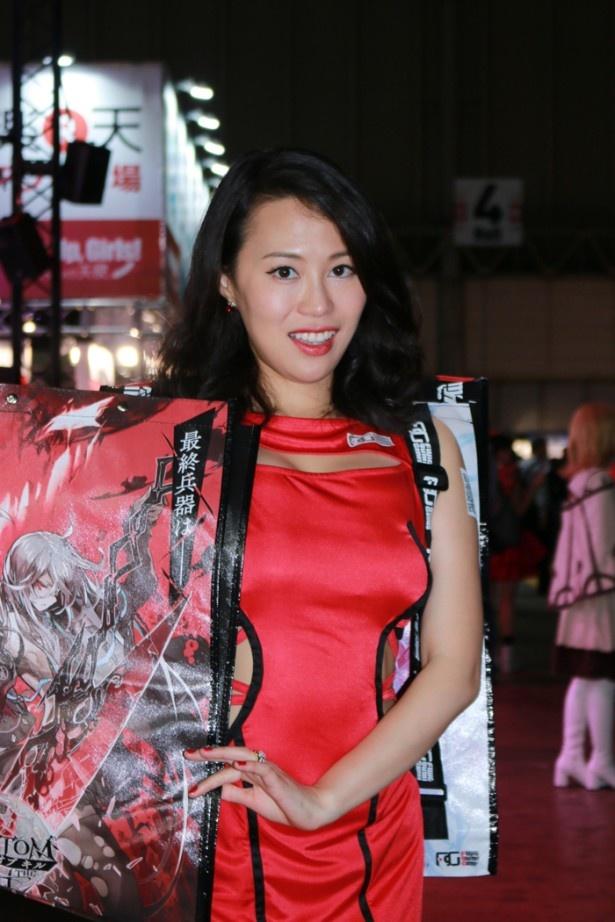 「東京ゲームショウ2015」に出展各社のブースを... 「東京ゲームショウ2015」に出展各社の