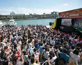 9月13日に開催された福岡での「ニコニコ町会議」の様子