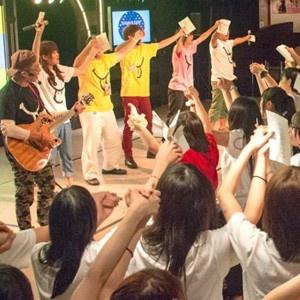青春を燃やせ!代アニ「サマーキャンプ2015」開催