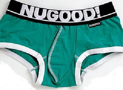 「NUGOOD!」のブリーフ