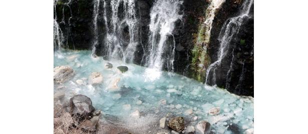 まさに神秘!青白く流れる「美瑛川」【ほか美しき自然画像】