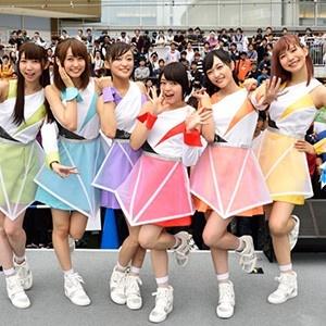 i☆Ris新曲「ブライトファンタジー」に千人が熱狂