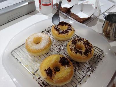 ドーナツの手作り体験ができる「ミスドキッチン」が「ダスキンミュージアム」内にオープン!