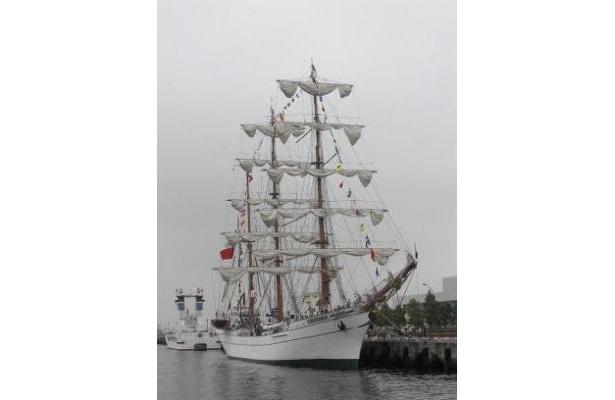 メキシコ帆船「クアウテモック」