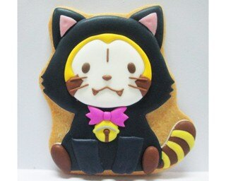 ラスカルの絵がかわいい「ラスカルカステラ特S号」(1080円)は文明堂東京で販売