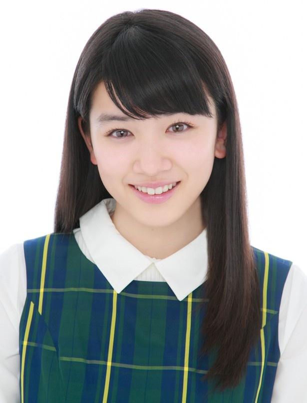 「nicola」の専属モデルとして活躍中の永野芽郁