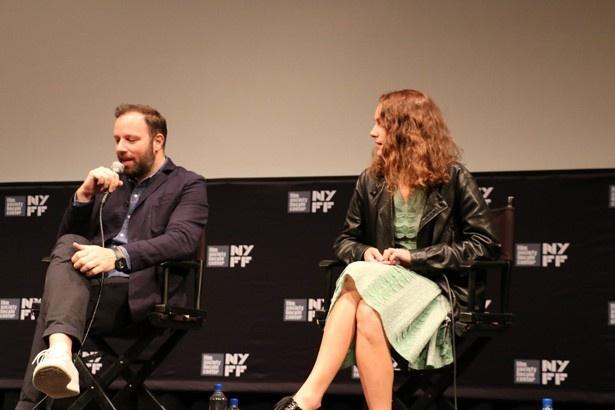 【写真を見る】第53回ニューヨーク映画祭で今年のカンヌ受賞作『The Lobser』が上映