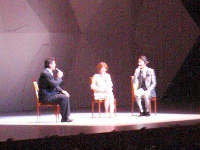 谷原章介、飯島直子とトークゲストの佐々木主浩が横浜の思い出を語った【ほかイベント画像】