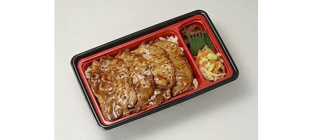 「北海道名物豚丼」は北海道産白ワインを使用したタレにこだわりが!(530円)※6/2(火)発売