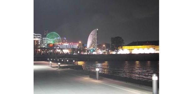 横浜の新夜景名所になること間違いなし!