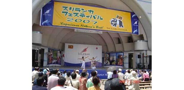 スリランカの一流の舞踊団によるダンスは必見!