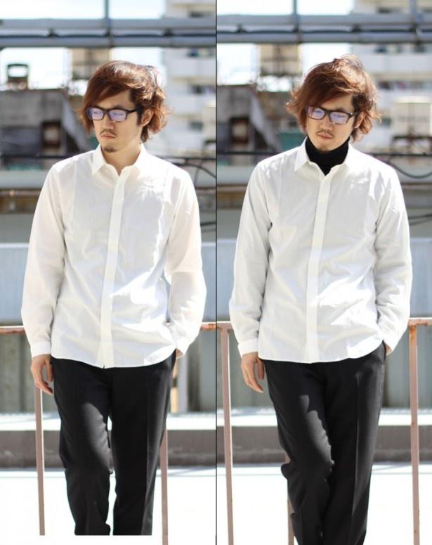 お気に入りのシャツを、寒い冬まで延命させる方法とは