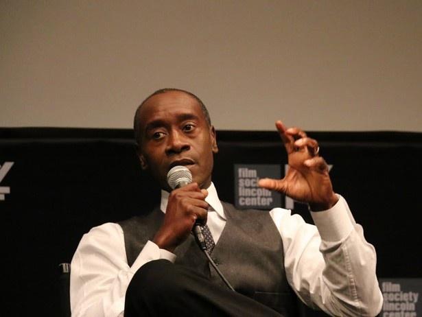 第53回ニューヨーク映画祭のクロージング作品『Miles Ahead』で監督・製作・脚本・主演を務めたドン・チードル