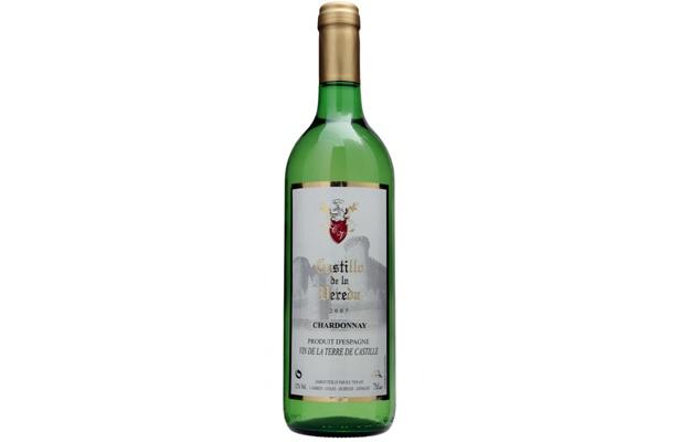 とてもフレッシュかつボリューム感のあるワイン「カスティーリョ・デ・ラ・ベレーダ・シャルドネ」