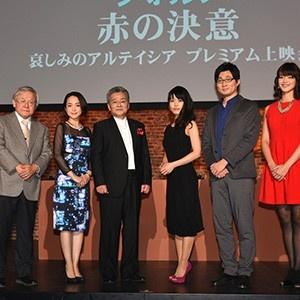 生歌も披露された「ガンダムオリジン2」最速上映会