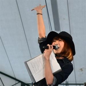 May'n、徳島で「たい焼き愛」を高らかに叫ぶ!