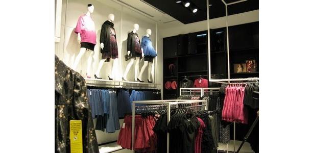H&M銀座店 1階