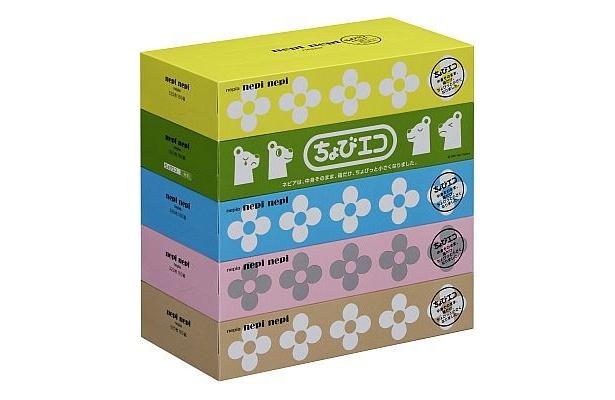 こちらは「ネピネピティシュ」のスペシャルデザインボックス