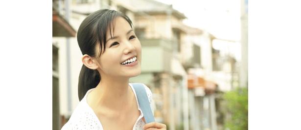 小西真奈美の爽やかな笑顔のママぶりが愛くるしい!