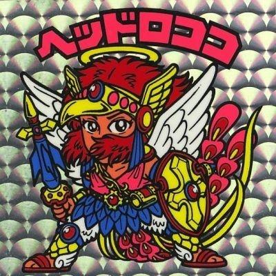 旧悪魔vs天使の人気キャラクター「ヘッドロココ」