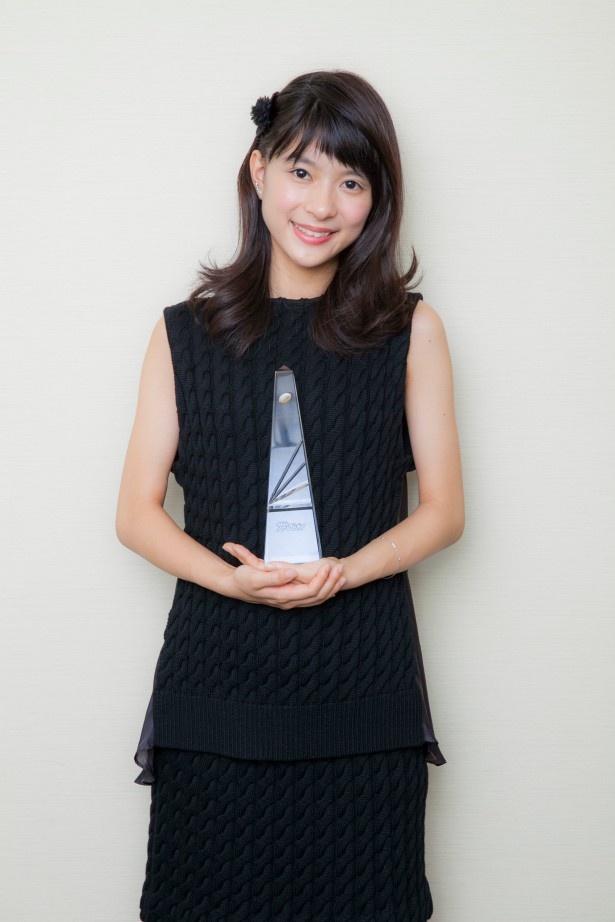 第86回ドラマアカデミー賞で並み居る演技派を抑え、主演女優賞を獲得した芳根京子