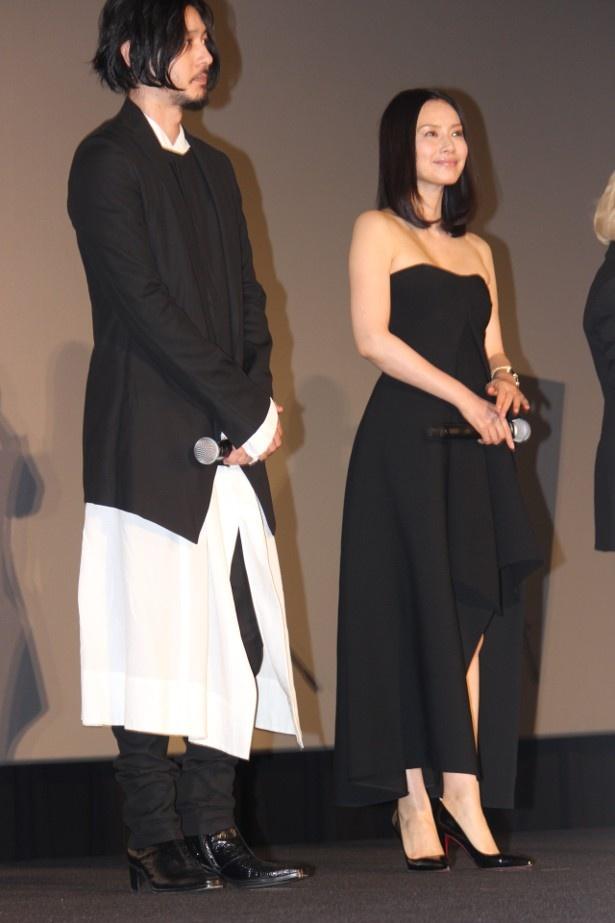 中谷美紀さんのコスチューム