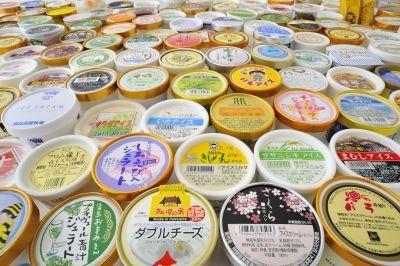 47都道府県、約300種類のアイスがズラリ【その他アイス画像はコチラ】
