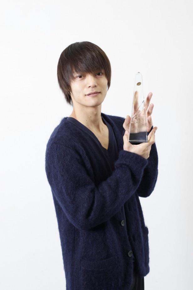 第86回ザテレビジョンドラマアカデミー賞にて、ドラマ「デスノート」で主演男優賞を受賞した窪田正孝