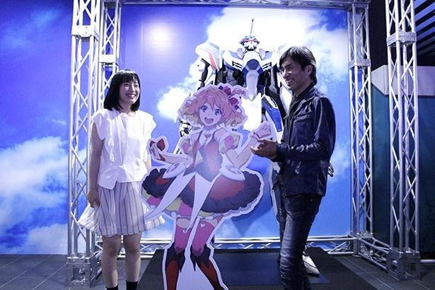 新マクロスは歌姫が5人!新歌姫も登場した発表会