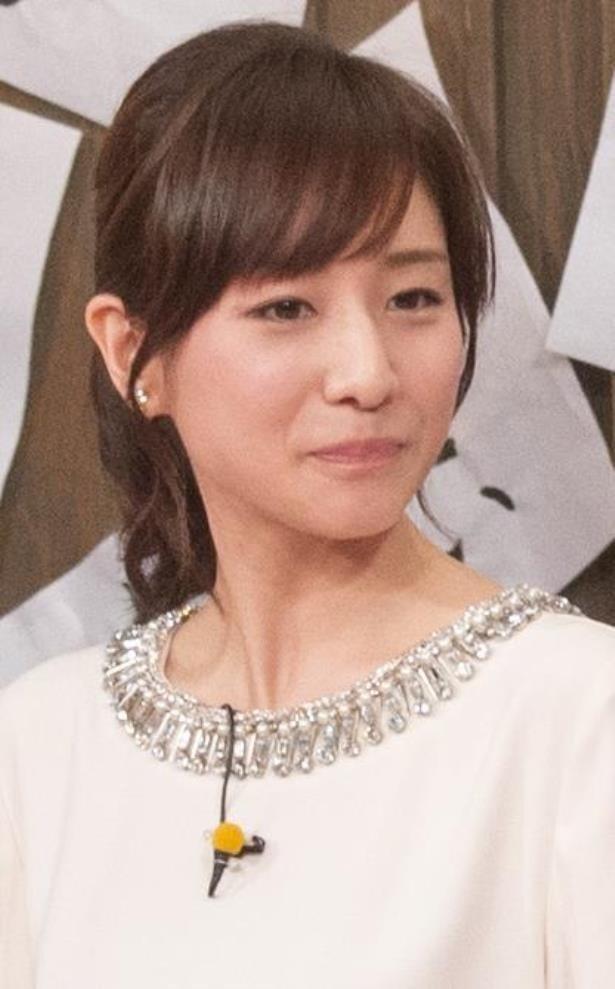 ファッションモデルの田中美里さん