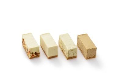 白砂糖、合成甘味料、保存料などが入っていないヘルシーなチーズケーキ(コガネイチーズケーキ)