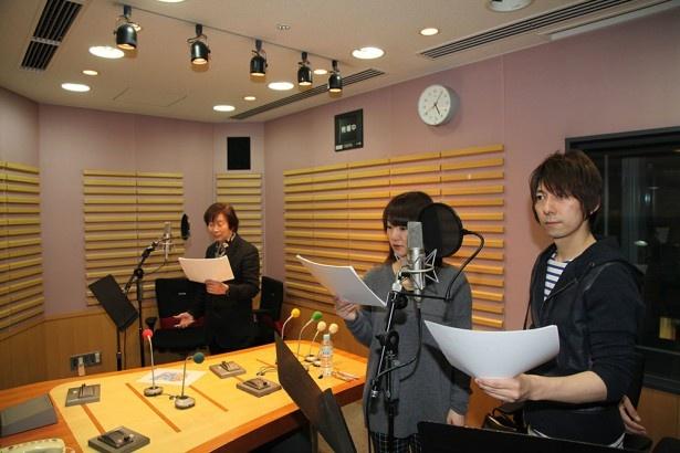 伝説のラジオ「夜のドラマハウス」に古川登志夫が出演