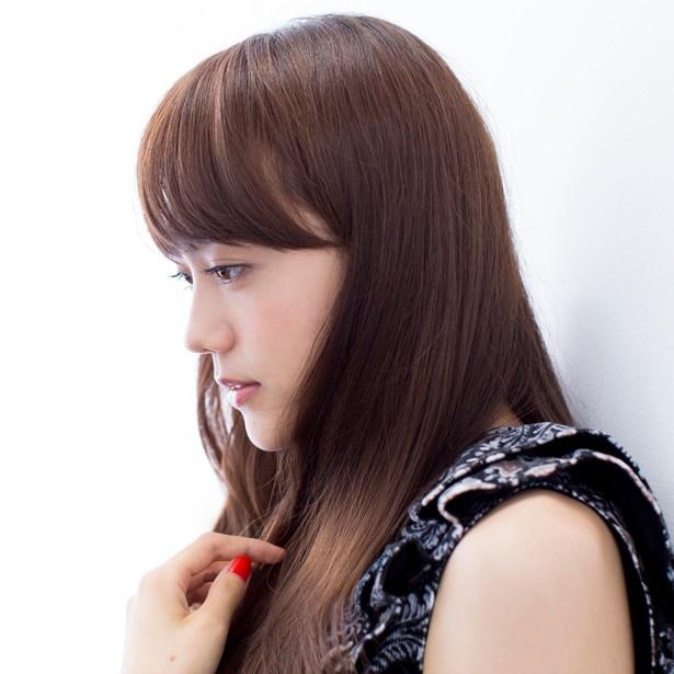 女優・松井愛莉(18)が演技に対するこだわりを語った