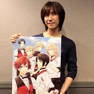 平川大輔、乙女ゲームで「主人公との恋にドギマギ」