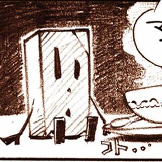 寒い夜は癒し4コマを「Mr.ブリック」21話配信!