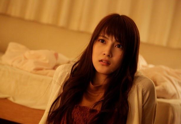 11月11日(水)放送「AKBホラーナイト アドレナリンの夜」に主演するAKB48・入山杏奈