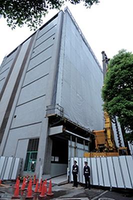 農林水産省は、地下鉄「霞ヶ関」駅B3a出口より徒歩1分