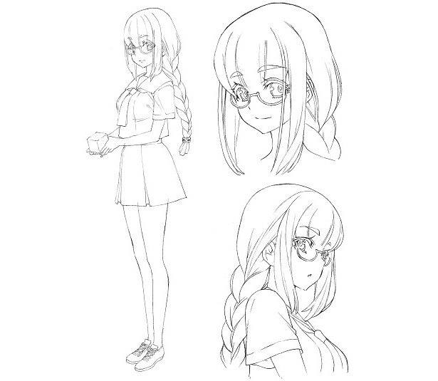 冬アニメ「ハルチカ」第2弾キャストなど新情報が解禁