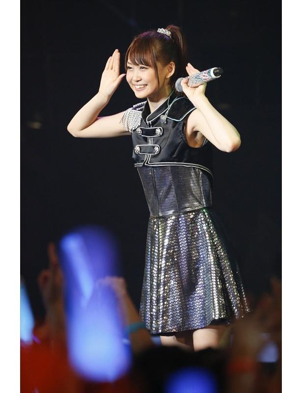 i☆Ris3周年ライブで3千人に飛躍を誓う!
