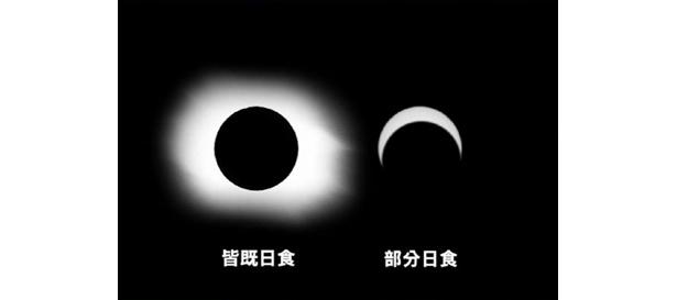 """【超リアルCGによる皆既日食""""予習""""画像9点】"""