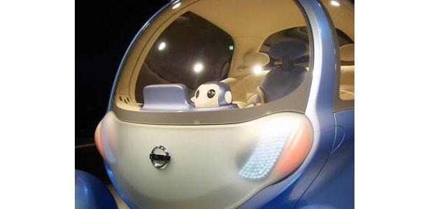来年発売のニッサンの電気自動車がひと足早く見られる!