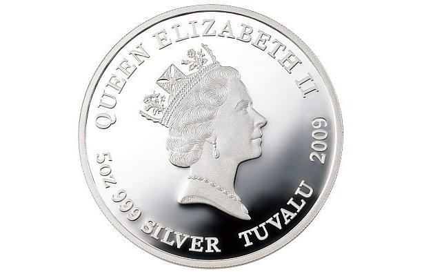 銀貨の裏側