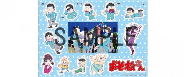 「おそ松さん」BD&DVD第5~8巻も発売決定!