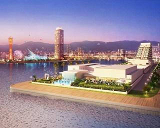 12月に開業する海辺の新旅館「神戸みなと温泉蓮」ツアー